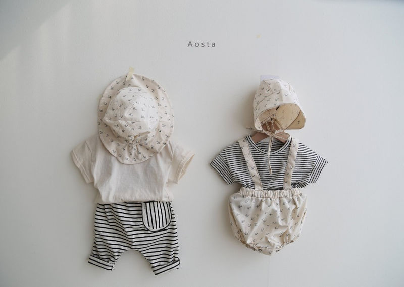 AOSTA - Korean Children Fashion - #Kfashion4kids - Haru Tee - 5