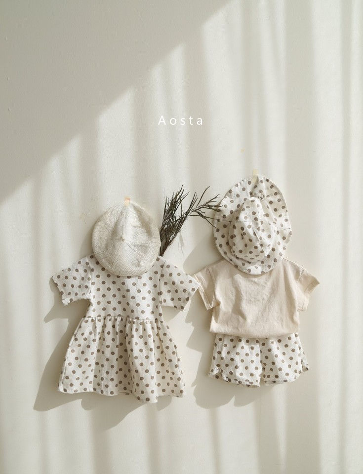 AOSTA - Korean Children Fashion - #Kfashion4kids - Haru Tee - 9