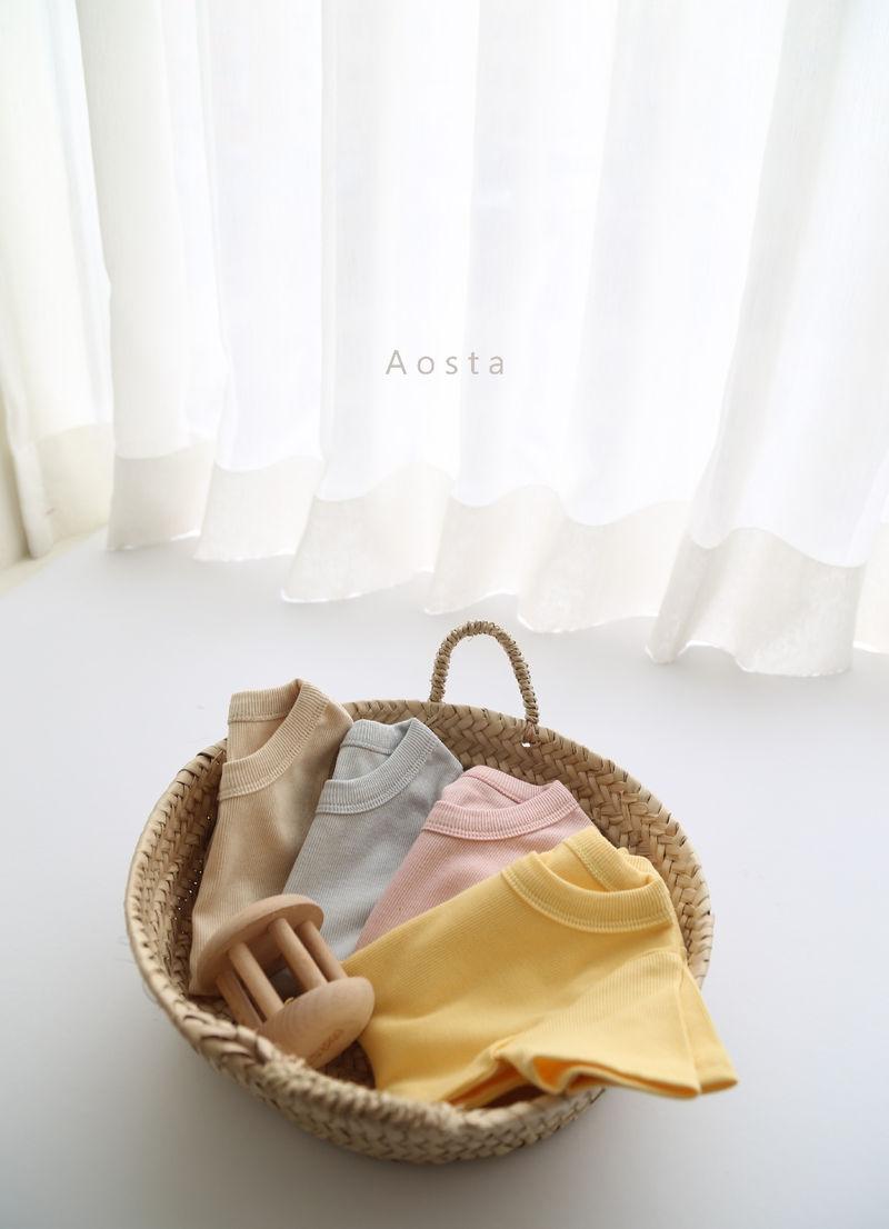 AOSTA - Korean Children Fashion - #Kfashion4kids - Marmar Bodysuit - 10