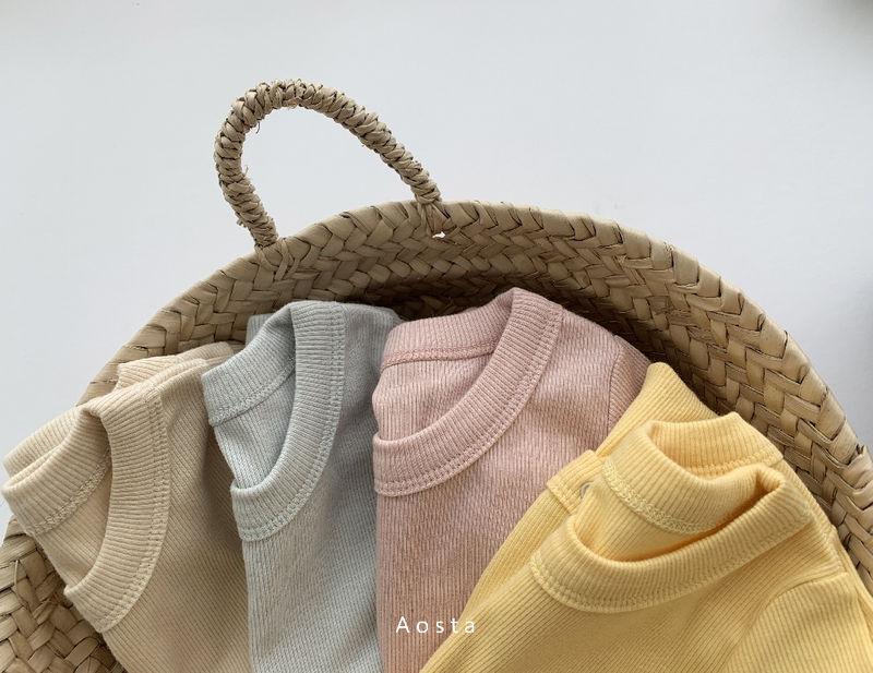 AOSTA - Korean Children Fashion - #Kfashion4kids - Marmar Bodysuit - 2