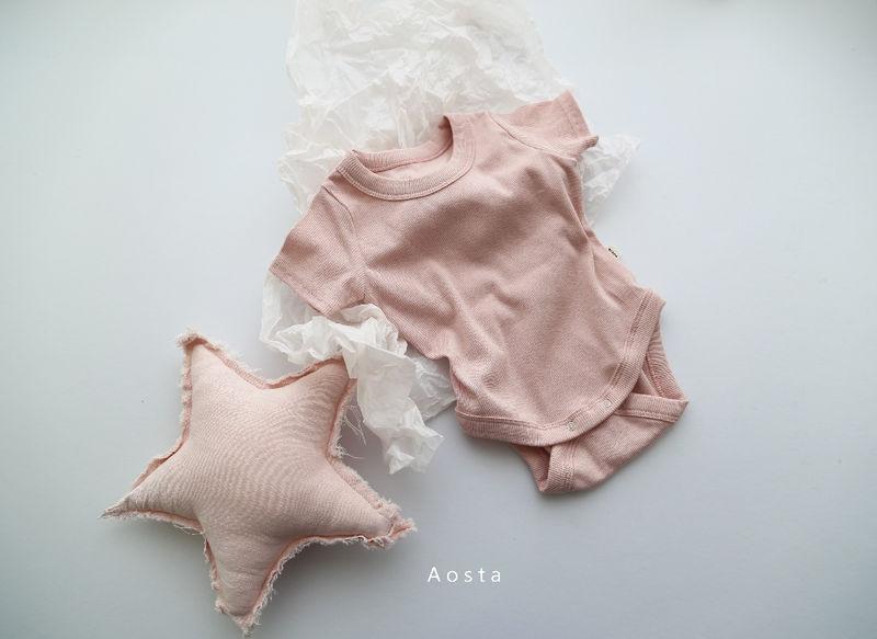 AOSTA - Korean Children Fashion - #Kfashion4kids - Marmar Bodysuit - 9