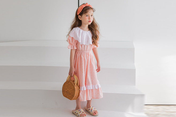 BERRY BERRY - BRAND - Korean Children Fashion - #Kfashion4kids - Elf One-piece