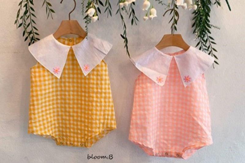 BLOOM B - BRAND - Korean Children Fashion - #Kfashion4kids - Judy Bodysuit