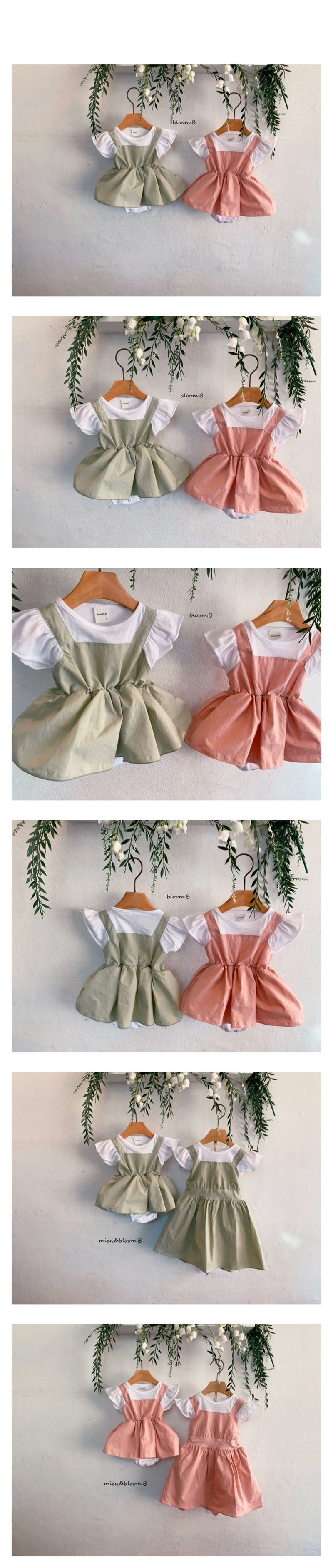 BLOOM B - Korean Children Fashion - #Kfashion4kids - Ara Bodysuit