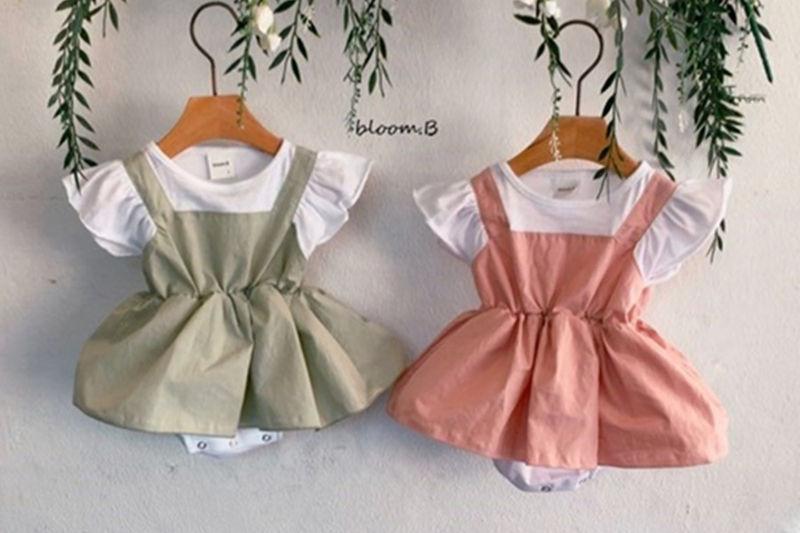 BLOOM B - BRAND - Korean Children Fashion - #Kfashion4kids - Ara Bodysuit