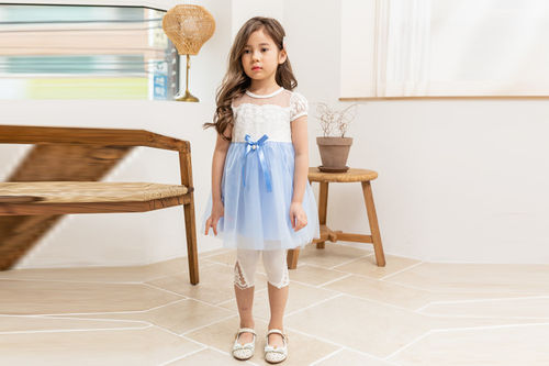 COCO RIBBON - BRAND - Korean Children Fashion - #Kfashion4kids - Flower One-piece