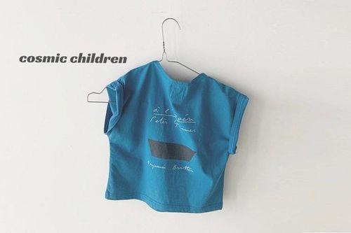 COSMIC CHILDREN - BRAND - Korean Children Fashion - #Kfashion4kids - Helsinki Tee