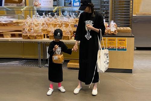 COUPLE - BRAND - Korean Children Fashion - #Kfashion4kids - Rabbit One-piece with Mom