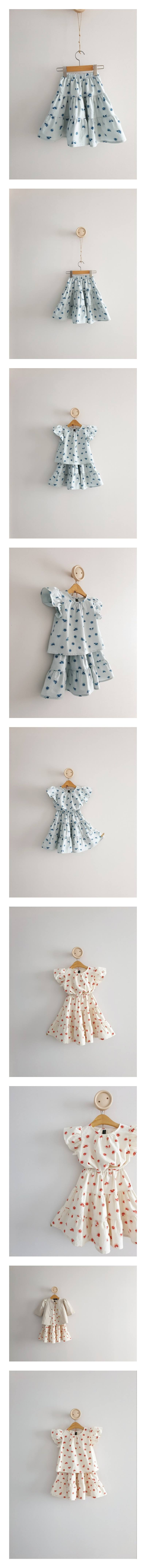 ECLAIR - Korean Children Fashion - #Kfashion4kids - Bell Blouse
