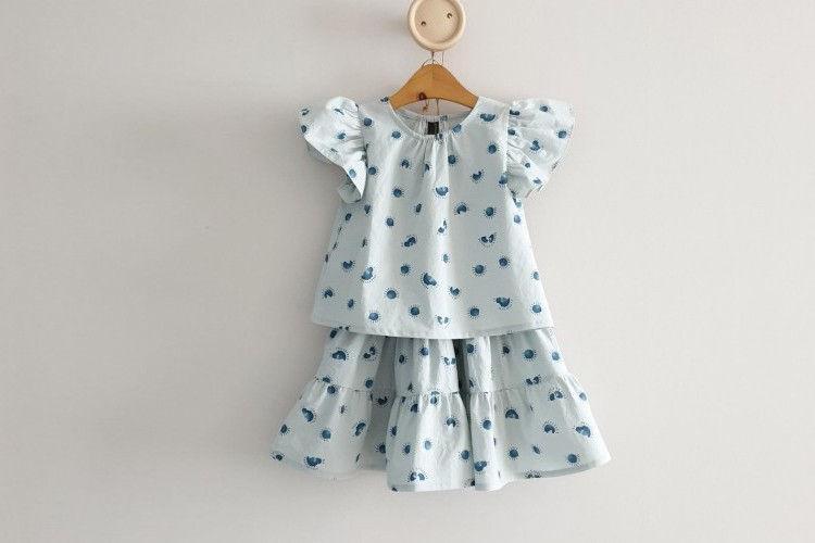 ECLAIR - BRAND - Korean Children Fashion - #Kfashion4kids - Bell Blouse