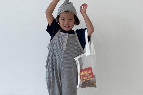 GO;U - BRAND - Korean Children Fashion - #Kfashion4kids - Mesh Bag