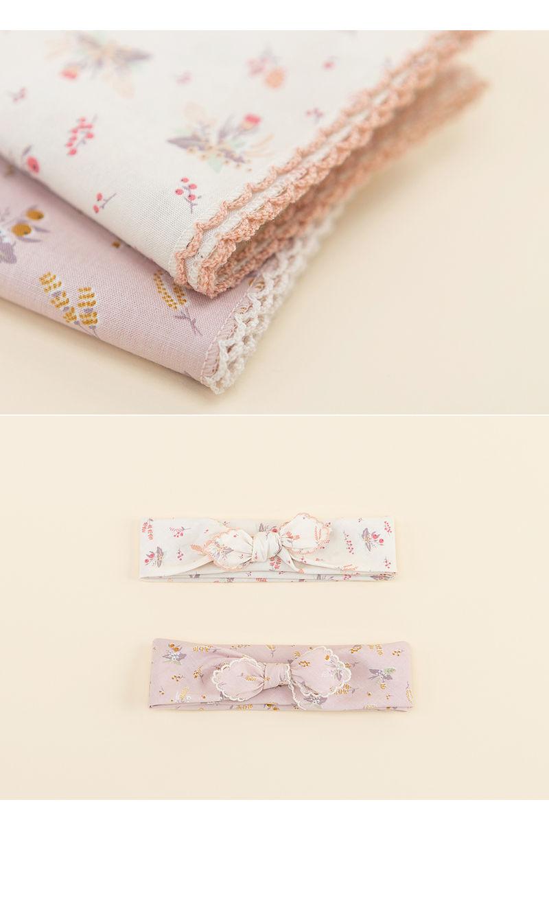 HAPPY PRINCE - Korean Children Fashion - #Kfashion4kids - Joy Baby Lace Scarf - 2