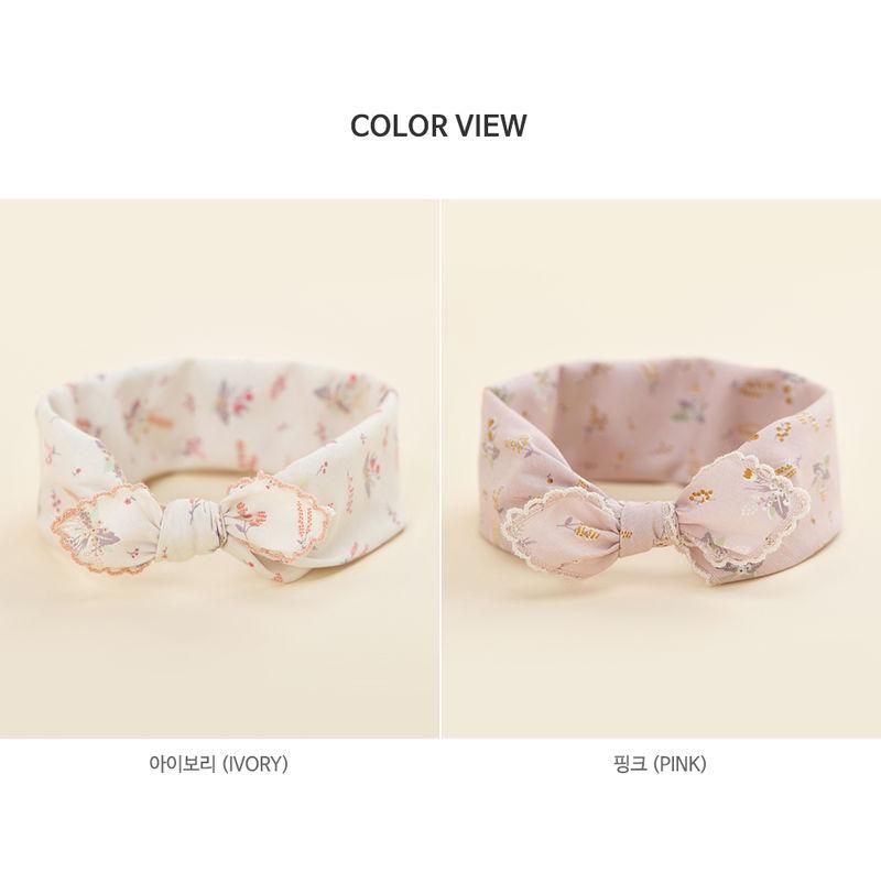 HAPPY PRINCE - Korean Children Fashion - #Kfashion4kids - Joy Baby Lace Scarf - 5
