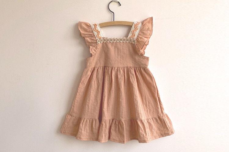 HERE I AM - BRAND - Korean Children Fashion - #Kfashion4kids - Hazel One-piece