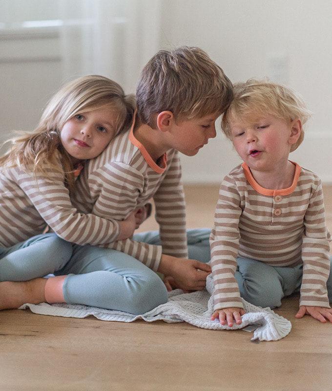 KOKACHARM - BRAND - Korean Children Fashion - #Kfashion4kids - Breeze Loungewear