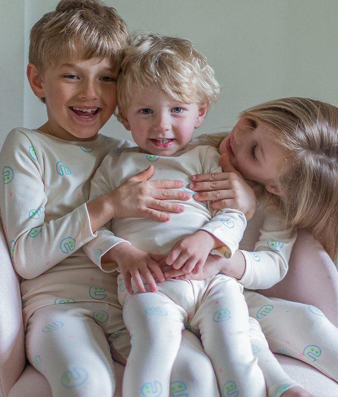 KOKACHARM - BRAND - Korean Children Fashion - #Kfashion4kids - Pack Man Loungewear
