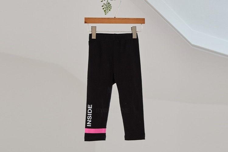 LILAS - BRAND - Korean Children Fashion - #Kfashion4kids - Inside Leggings