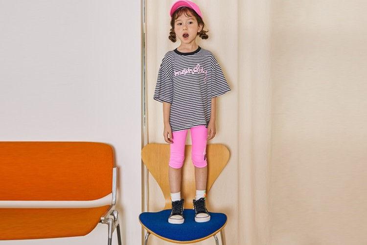 LILAS - BRAND - Korean Children Fashion - #Kfashion4kids - Lucky Leggings