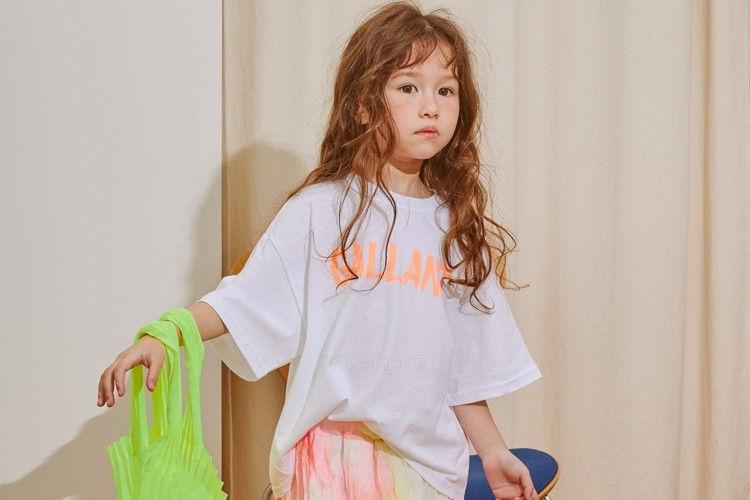 LILAS - BRAND - Korean Children Fashion - #Kfashion4kids - Gallant Tee