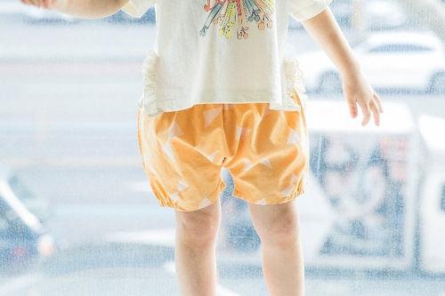 MIMICO - BRAND - Korean Children Fashion - #Kfashion4kids - Ribbon Shorts