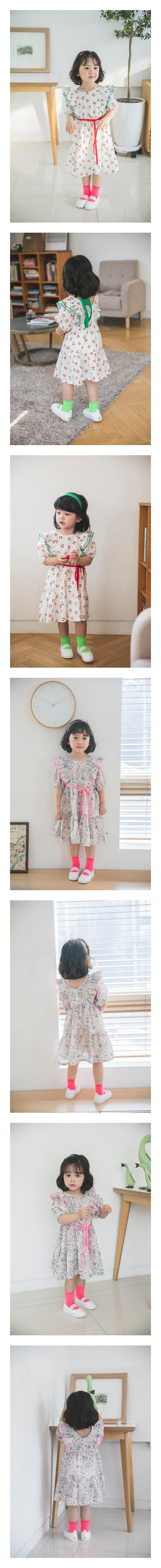 MIMICO - Korean Children Fashion - #Kfashion4kids - Julie One-piece