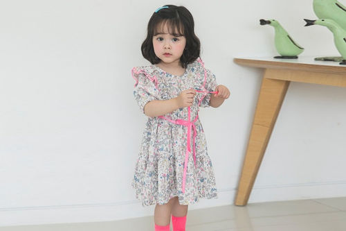 MIMICO - BRAND - Korean Children Fashion - #Kfashion4kids - Julie One-piece