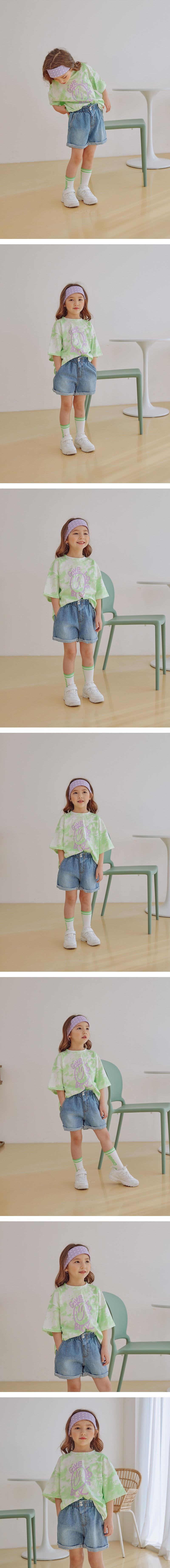 MINIATURE - Korean Children Fashion - #Kfashion4kids - Soso Shorts