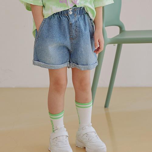 MINIATURE - BRAND - Korean Children Fashion - #Kfashion4kids - Soso Shorts