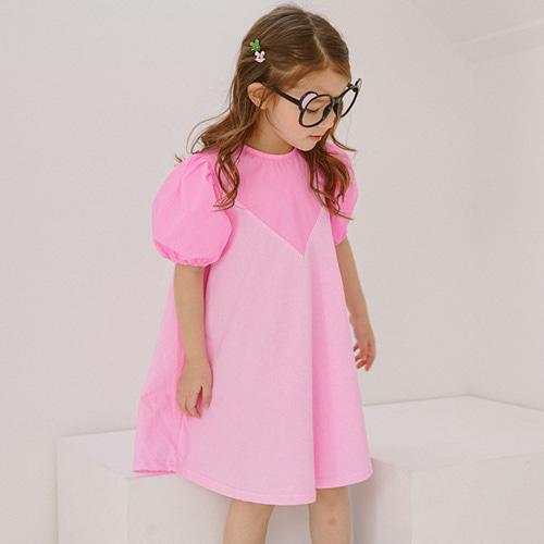 MINIATURE - BRAND - Korean Children Fashion - #Kfashion4kids - Emotion One-piece