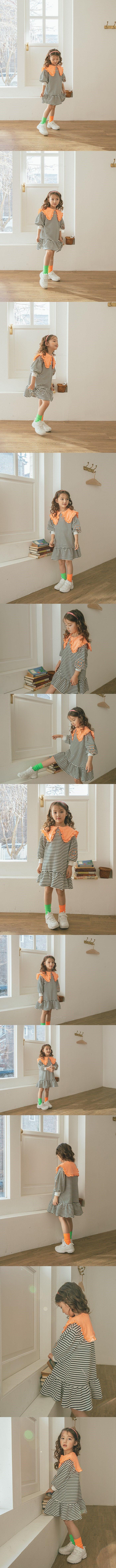 MINIATURE - Korean Children Fashion - #Kfashion4kids - Cuz One-piece