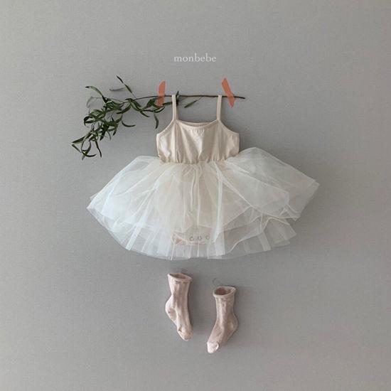MONBEBE - Korean Children Fashion - #Kfashion4kids - Tutu Bebe Bodysuit - 3