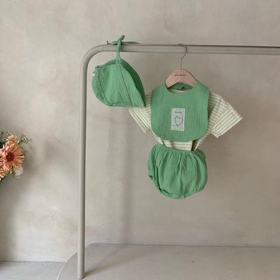 MONBEBE - Korean Children Fashion - #Kfashion4kids - Mon Bib - 11