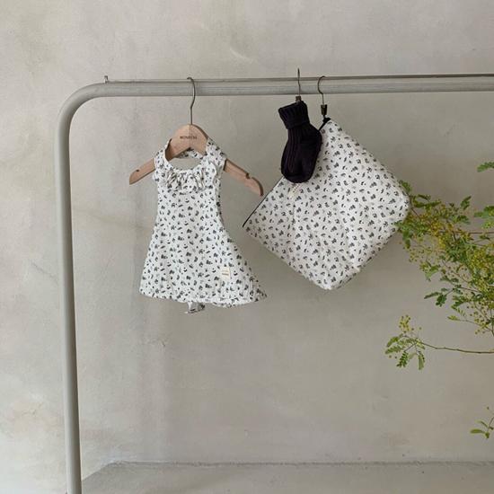 MONBEBE - Korean Children Fashion - #Kfashion4kids - Frill Bib - 11