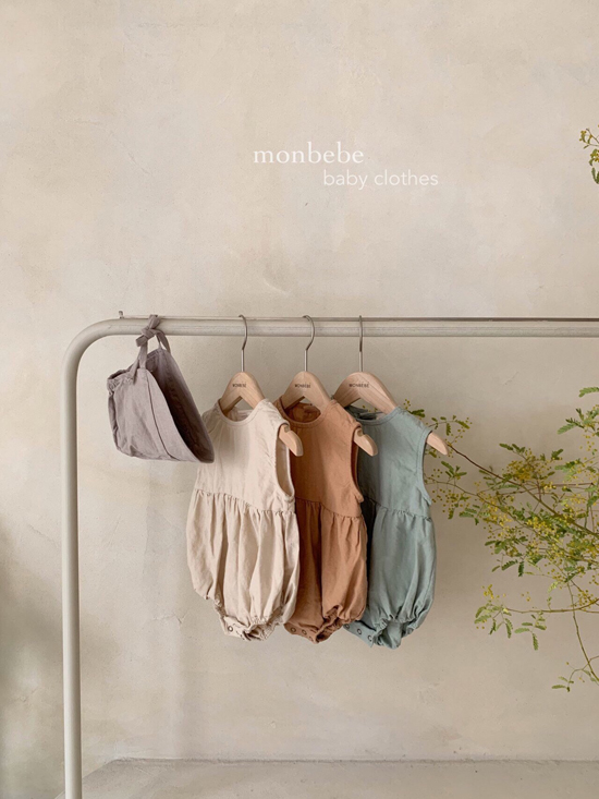 MONBEBE - Korean Children Fashion - #Kfashion4kids - Bongbong Bodysuit