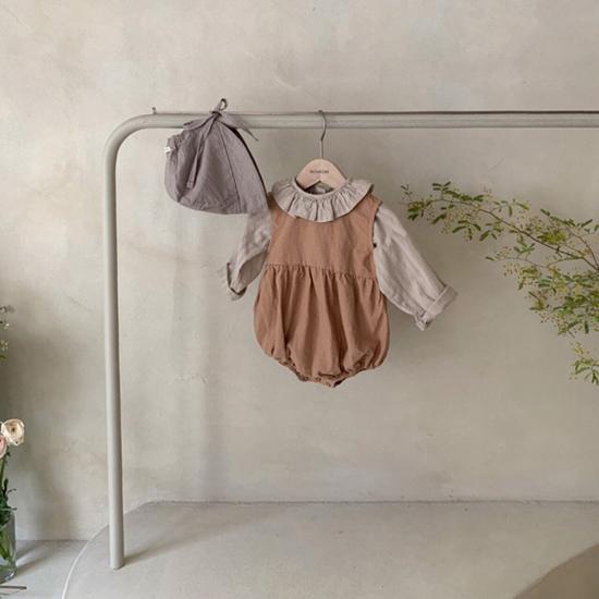 MONBEBE - Korean Children Fashion - #Kfashion4kids - Bongbong Bodysuit - 10