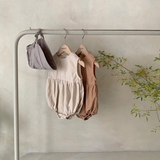 MONBEBE - Korean Children Fashion - #Kfashion4kids - Bongbong Bodysuit - 3