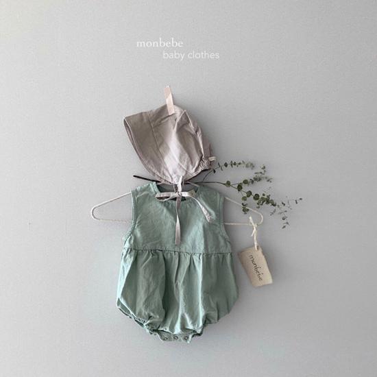 MONBEBE - Korean Children Fashion - #Kfashion4kids - Bongbong Bodysuit - 5