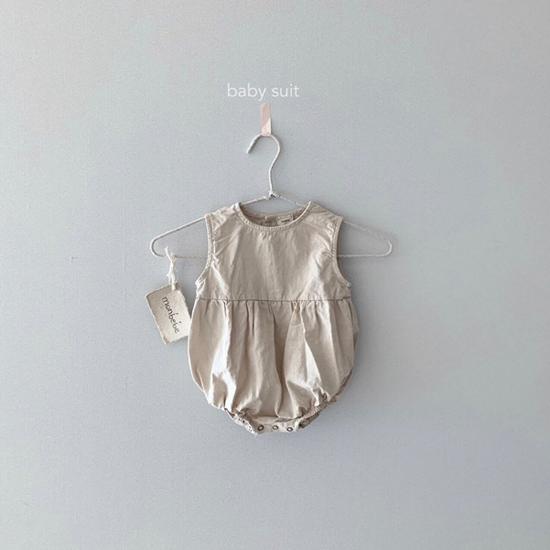 MONBEBE - Korean Children Fashion - #Kfashion4kids - Bongbong Bodysuit - 7