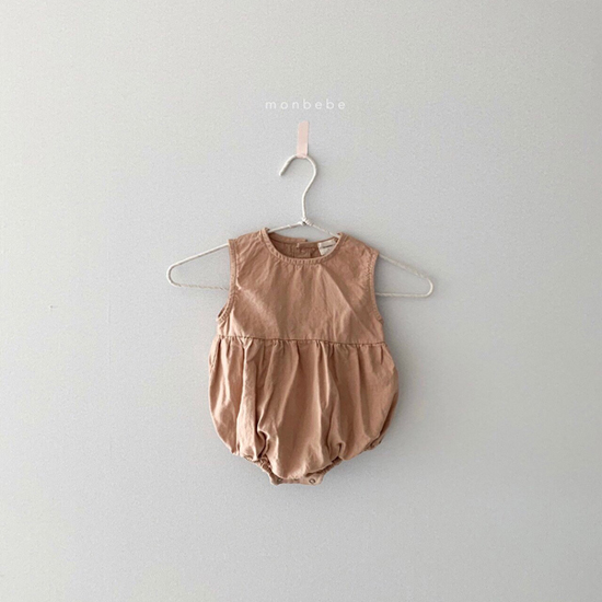 MONBEBE - Korean Children Fashion - #Kfashion4kids - Bongbong Bodysuit - 9