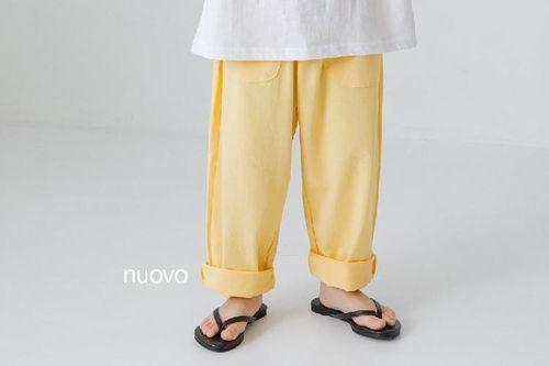 NUOVO - BRAND - Korean Children Fashion - #Kfashion4kids - Mellow Pants
