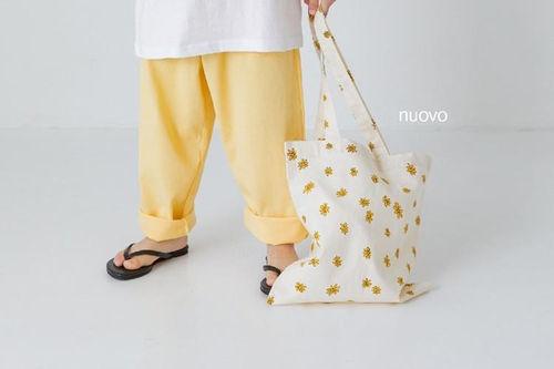 NUOVO - BRAND - Korean Children Fashion - #Kfashion4kids - Paint Flower Bag