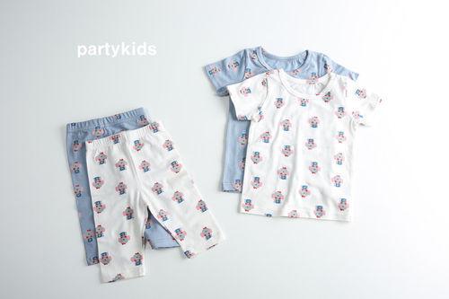PARTY KIDS - BRAND - Korean Children Fashion - #Kfashion4kids - Jumbo Easywear