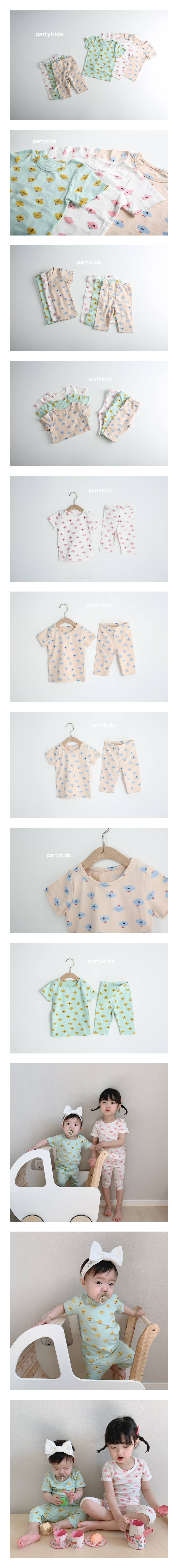 PARTY KIDS - Korean Children Fashion - #Kfashion4kids - Cloud Easywear