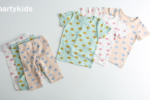 PARTY KIDS - BRAND - Korean Children Fashion - #Kfashion4kids - Cloud Easywear