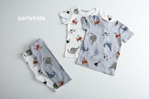 PARTY KIDS - BRAND - Korean Children Fashion - #Kfashion4kids - Tyranno Easywear