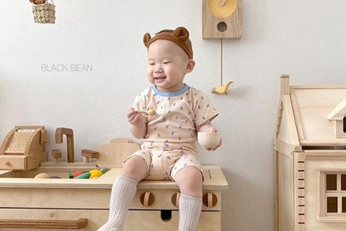 BLACK BEAN - BRAND - Korean Children Fashion - #Kfashion4kids - Apple Bebe Easywear
