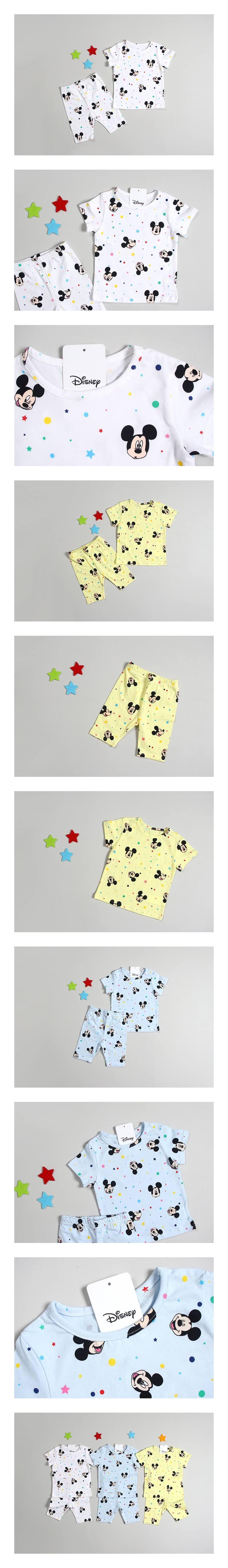 COCO RIBBON - Korean Children Fashion - #Kfashion4kids - Space Mickey Easywear
