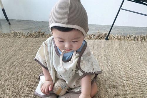 CONCOCTER - BRAND - Korean Children Fashion - #Kfashion4kids - Animal Sleep Vest