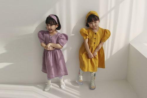 HERE I AM - BRAND - Korean Children Fashion - #Kfashion4kids - Bongbong One-piece