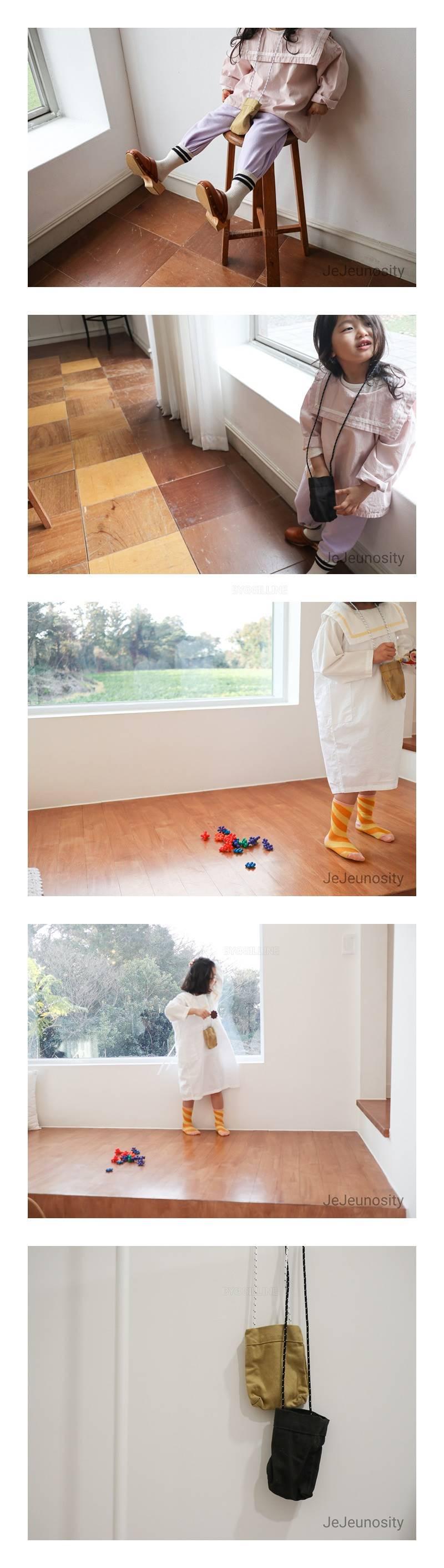 JEJEUNOSITY - Korean Children Fashion - #Kfashion4kids - Jeje Bag